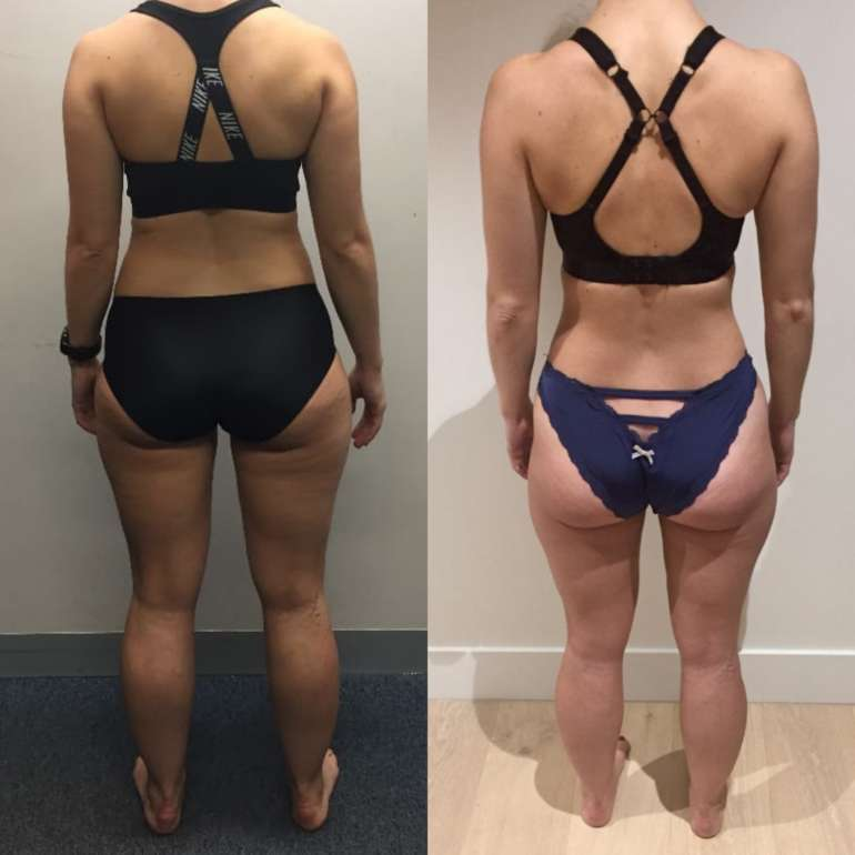 Precision Performance Coaching Online Trainer Results Stephanie 2