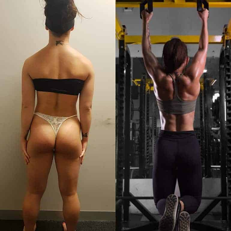 Precision Performance Coaching Online Trainer Results Bianca