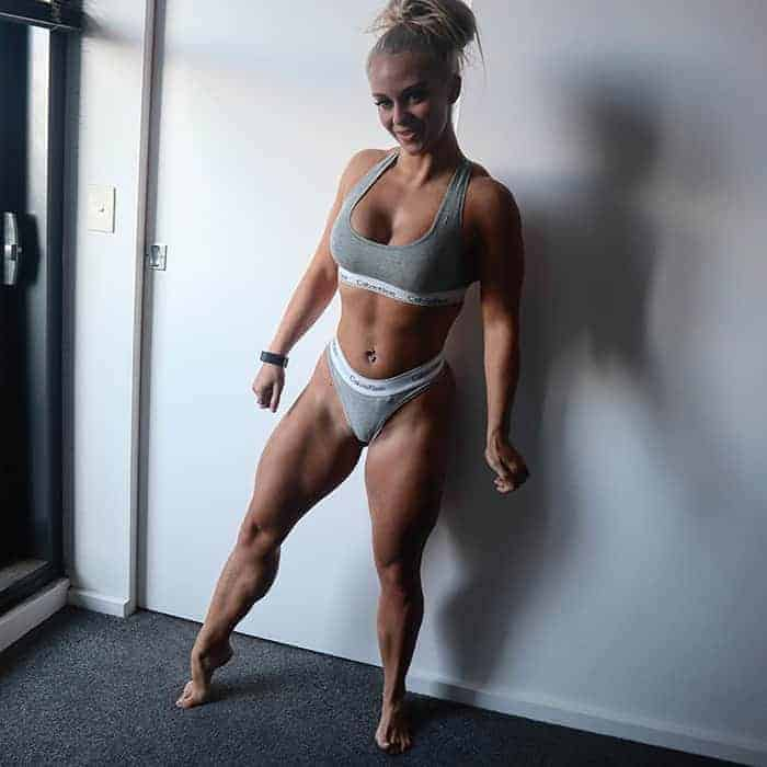 online personal trainer client results kathleen