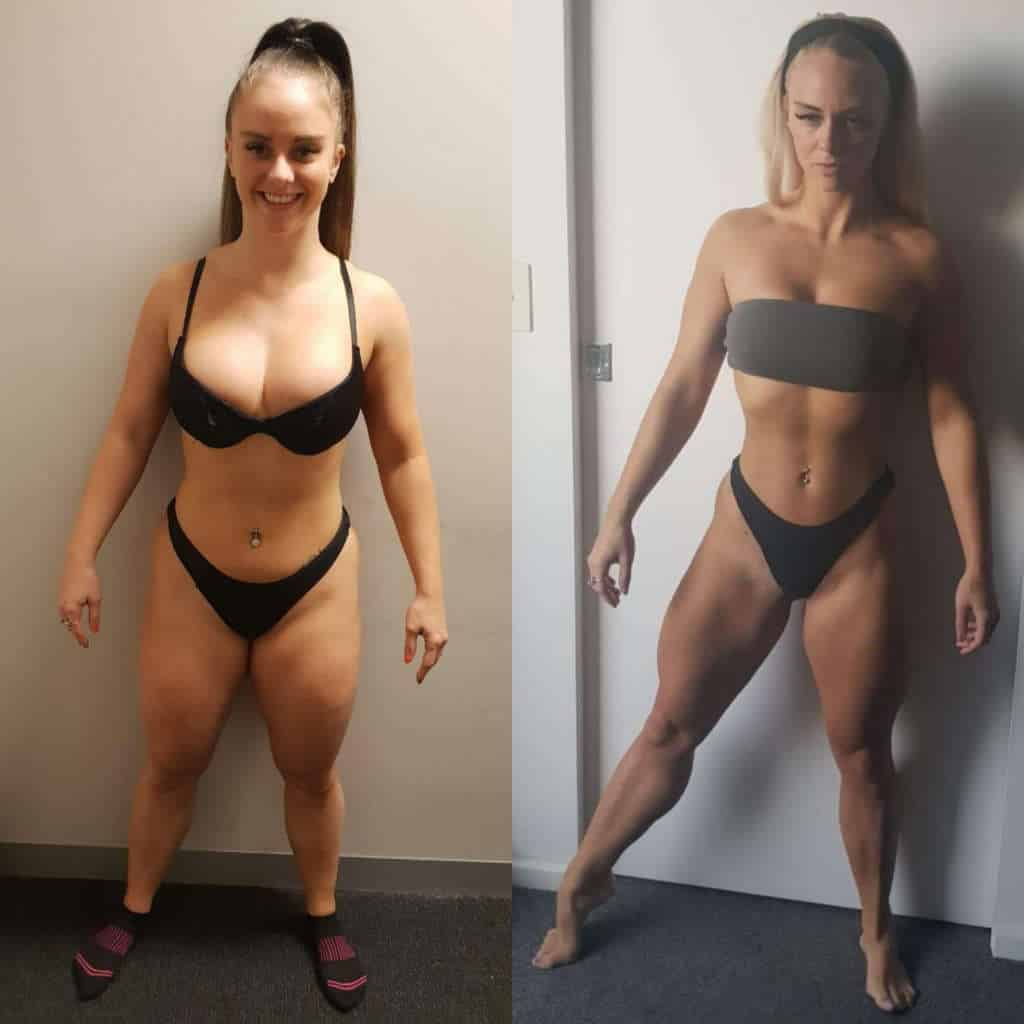 Precision Performance Coaching Online Trainer Results Kathleen