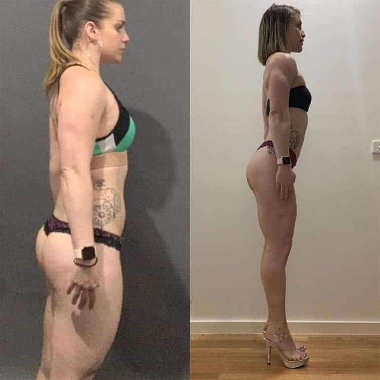 Precision Performance Coaching Online Trainer Results Lisa