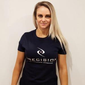 Precision Performance Coaching Womens Training T-Shirt